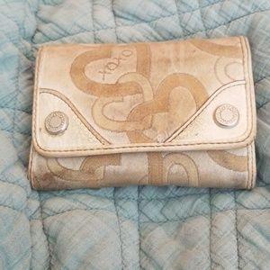 Handbags - Tan Women's Wallet